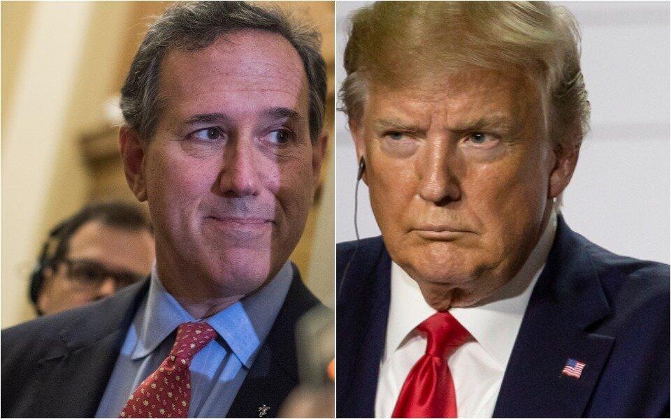'Insane!' CNN Legal Analysts Dismantle Santorum's Bonkers New Trump Defense