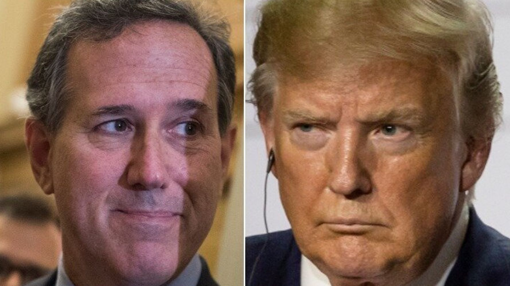 Westlake Legal Group 5d64d9c43c0000510045cd5e 'This Is Really Bad': Rick Santorum Has An Ominous 2020 Warning For Trump