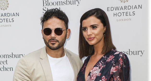 Lucy Mecklenburgh Is In Awe Of Her Body After Announcing Pregnancy