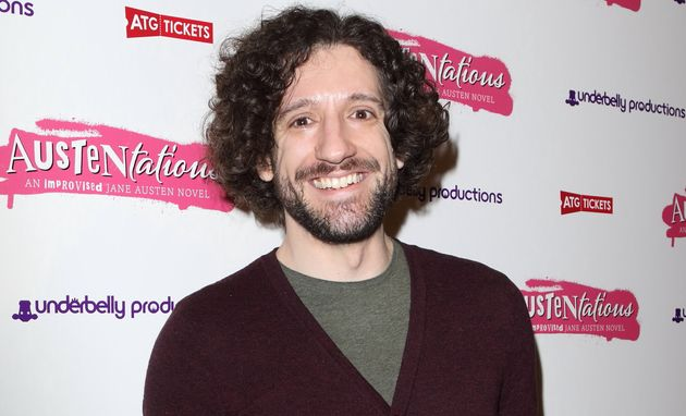Historian Greg Jenner Shares Baby Joy After Fertility Journey Caused Five Years Of Pain