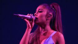 Ariana Grande n'était pas présente aux MTV VMA pour une très bonne