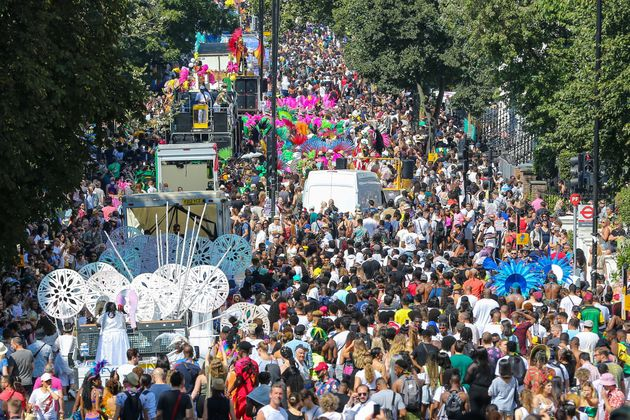 Notting Hill Carnival: 353 Arrests Made As Numbers Fall Compared To Last Year