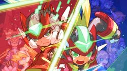 Mega Man Zero/ZX Legacy Collection Leaked for
