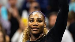 Serena Williams' Outfit Wins The Night At U.S.