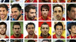 Estos son los 23 elegidos por Del Bosque para el Mundial de