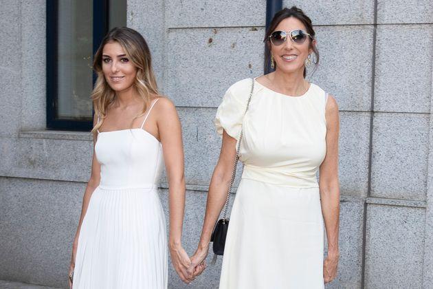 Paz Padilla muestra la foto de su hija de la que está más orgullosa: