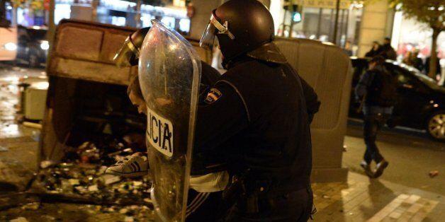 Detenidos en las protestas del 14-D no podrán acercarse a menos de 500 metros del