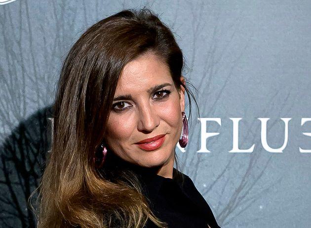 Te costará reconocer a Lucía Jiménez en su primera foto en 'Amar es para siempre' (Antena