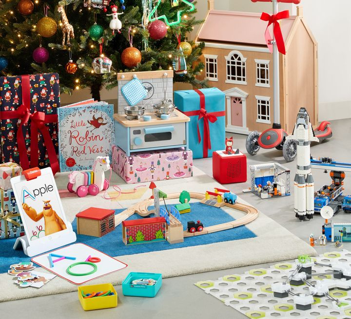 Top Toys Christmas 2019.Top Toys For Christmas 2019 John Lewis Releases Its Uk