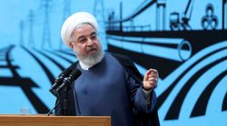 Iranian President Rouhani: Trump Must First Lift Sanctions Before