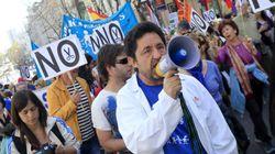 Los médicos madrileños, en huelga semanal desde el 7 de
