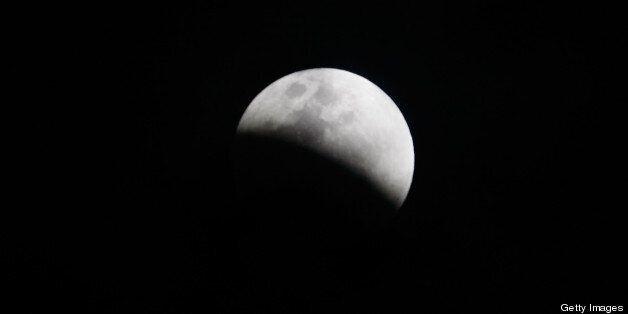 Un mini eclipse de luna se verá en España el jueves 25 de