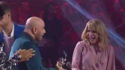 John Travolta a-t-il confondu Taylor Swift avec une drag