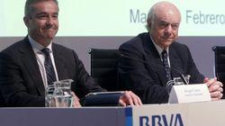 El BBVA gana 1.734 millones hasta marzo, un 72%