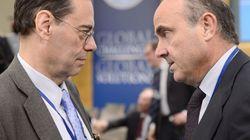 De Guindos: España preocupa menos ahora que hace un