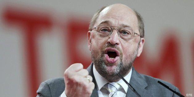 Martin Schulz, presidente del Parlamento Europeo: Se ha ido