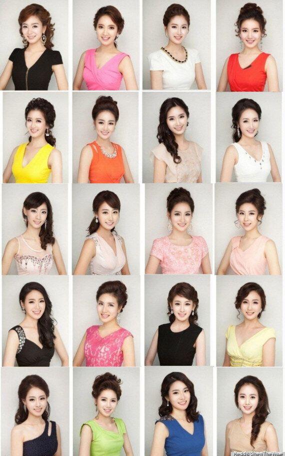 Miss Corea del Sur: ¿todas iguales por la cirugía estética?