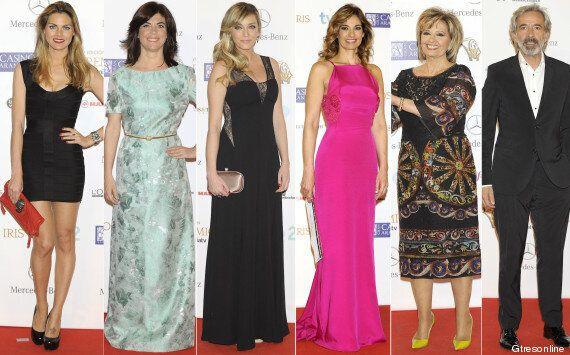 Premios Iris 2013: la alfombra roja de la televisión