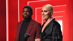 P.K. Subban And Lindsey Vonn 'Ring In' Engagement At The MTV