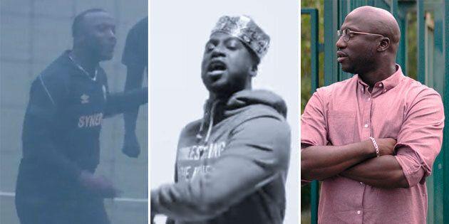 Moussa Mansaly à la ville et au cinéma (ou Sam's dans le rap) cumule les casquettes et les talents, du...