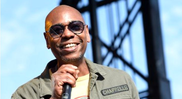Dave Chappelle hosted a benefit in Dayton, Ohio, last weekend after a mass shooting weeks earlier.