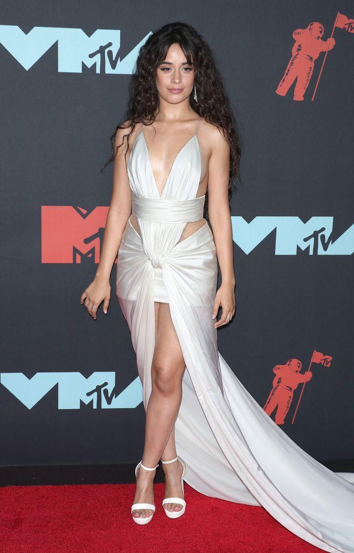 Camila Cabello en Balmain
