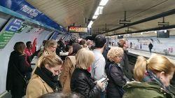 El caos de Metro de Madrid: más de 100 quejas por día en