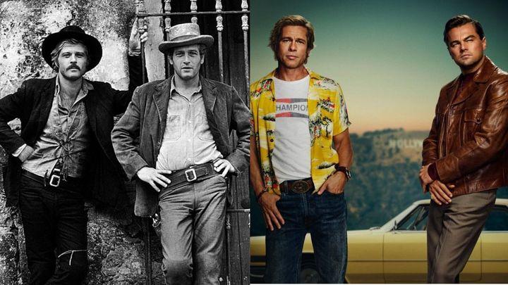 Pitt-Dicaprio & Newman-Redford