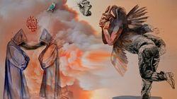 Deux artistes marocains rendent hommage à Notre-Dame de