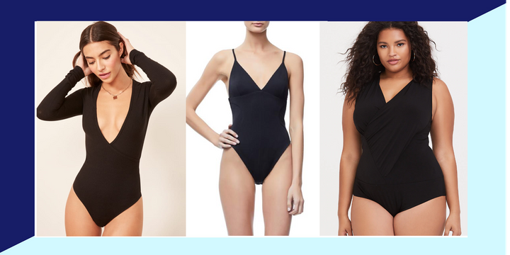Bodysuits that are shaping.