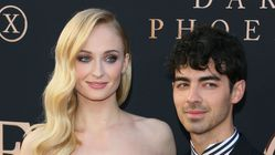 Sophie Turner And Joe Jonas Really REALLY Wanted That VMAs Kiss To