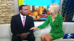 News Anchor Apologizes To Black Co-Host For Saying On-Air He Resembled A