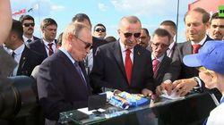 Ο Ερντογάν ζήτησε από τον Πούτιν να του πληρώσει το