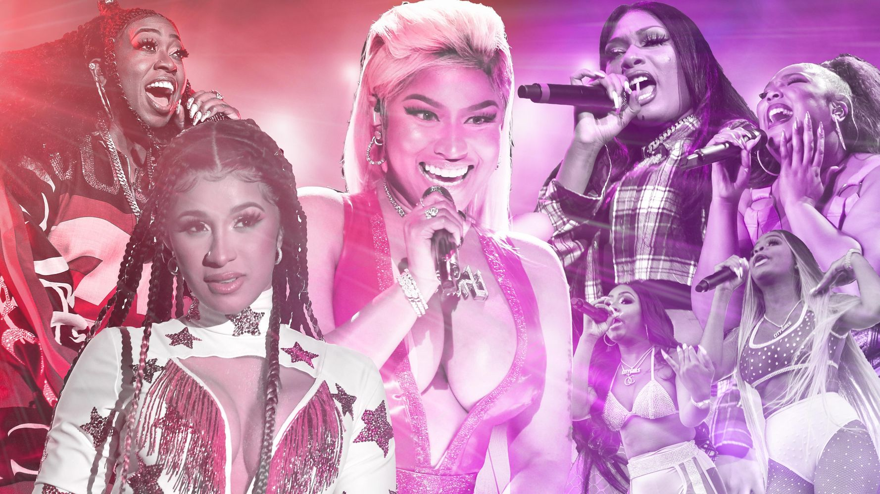 Megan Thee Stallion, Nicki Minaj And The Female Rap Collaborations Taking Over Hip-Hop
