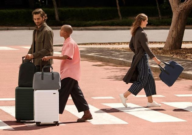 Are Away suitcases actually worth it? Here's our Away suitcase