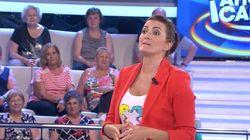 El comentario más inesperado de Silvia Abril a una 'pareja' en 'Ahora Caigo' (Antena