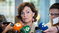 Podemos, PP y Cs acuerdan que Carmen Calvo dé explicaciones en el Congreso sobre la gestión del Open