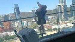 Μεξικό: Φοιτήτρια που έκανε ακραία γιόγκα στο μπαλκόνι έσπασε 110