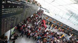 Un español la lía en el aeropuerto de Múnich: su gesto obligó a cancelar 130