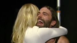 Sophie Turner, Jonathan Van Ness Meeting For The First Time Is Emotional