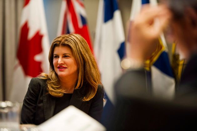 Rona Ambrose participates in discussions on the modernization of the North American Free Trade Agreement,...