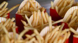 Como fazer batatas do McDonald's em