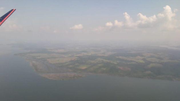 Ação do governo contra o fogo na Amazônia expõe colapso na fiscalização em