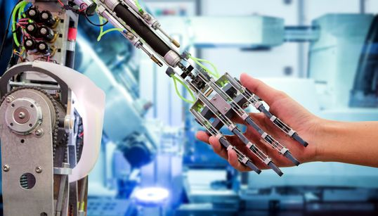 Automation/Robotics Intelligence και Τεχνητή
