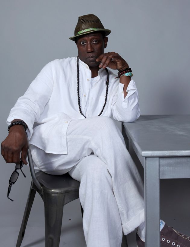 Wesley Snipes poses for a portrait to promote the film