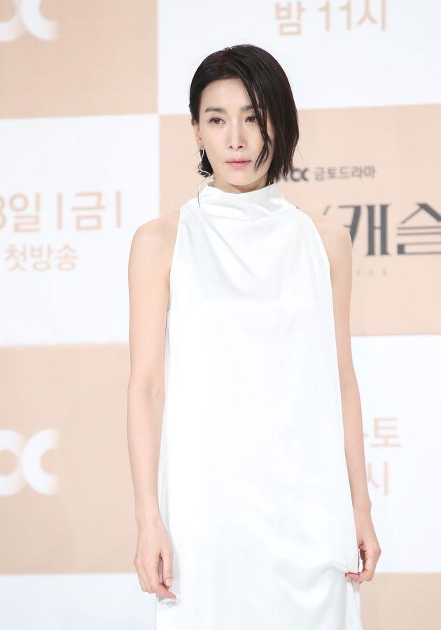 김서형, 강력반 형사 역으로 첫 드라마 단독 주연