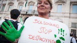 Brasil, dispuesto a recibir ayuda para Amazonia, pero si controla cada
