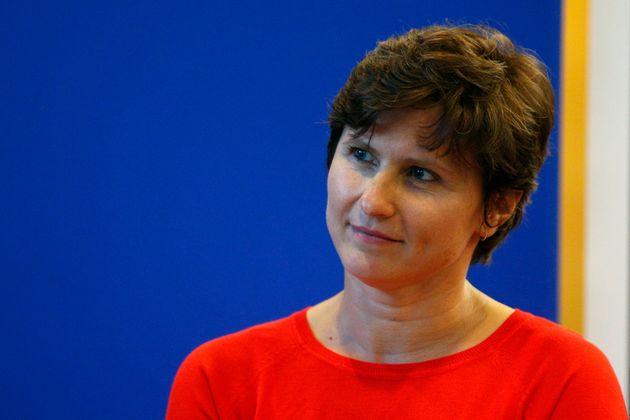 La ministre des SportRoxana Maracineanu lors de sa prise de fonction en septembre