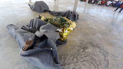 40 inmigrantes muertos en un naufragio ante las costas de