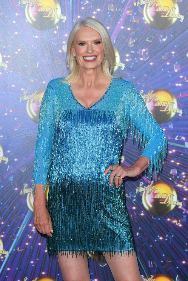 Strictly Come Dancing: Anneka Rice Reveals Injury Has Held Back Her Training